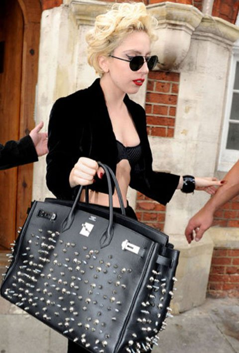 c45c6bc7d012 What NOT to do to your Birkin  Lady Gaga