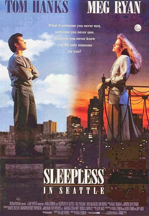 A Long Time Ago When I Still Lived In Paris France Remember Going To The Movies Did That Lot And Watching Romantic Comedy Named Sleepless