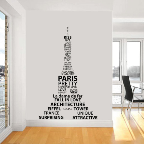 Paris in Words