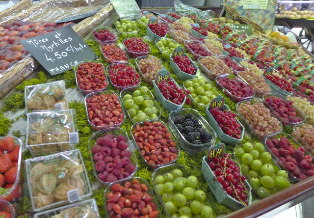 Fruits Marché
