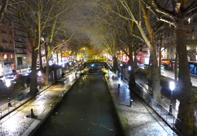 Le Canal Saint Martin and beyond French Girl in Seattle